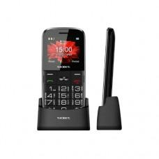 """Мобильный телефон Texet TM-B227, 2.2"""", 176х220, красный"""