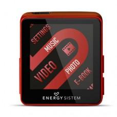 Плеер Energy Sistem MP4 4GB 2504 Fuchsia Red