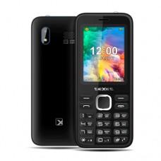 Мобильный телефон Texet TM-403, черный