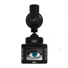 """Видеорегистратор Ritmix AVR-994, 2.4"""", 1920x1080, угол обзора 360°, Черный"""