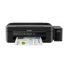МФУ Color Epson L486, A4 (принтер/сканер/копир), 5760x1440dpi, USB 2.0, Wi-Fi, 802.11n, лоток 100 л,