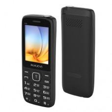 Мобильный телефон Maxvi K16 black