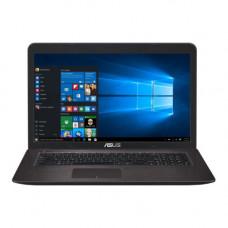 Ноутбук ASUS X756UQ-T4271D,NB Core i7-7500U-2.7/1TB/8GB/DVD-RW/GT940MX-2GB/17.3' FHD+/DOS grey metal