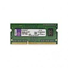 Оперативная память для ноутбука KINGSTON KVR16LS11/4, DDR3, 4GB, SO-DIMM L, 1.35V,PC3-12800/1600MHz, CL11