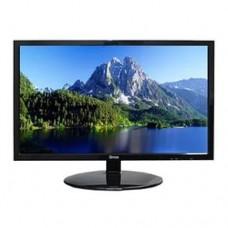 """Монитор 19.5"""" Qmax M2075B Black,1366x768, TFT TN, 5ms, 250кд/м2, D-Sub"""