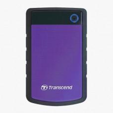 "Жесткий диск внешний 3.5"" Transcend ""StoreJet 25H3P"" 2TB USB3.0 TS2TSJ25H3P, Purple"