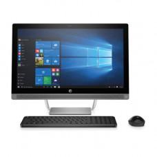 """Моноблок HP ProOne 440 G3 AiO, Core i3-7100T/500GB/4GB/DVD-RW/23.8"""" FHD + Клавиатура/мышь (1KN72EA)"""