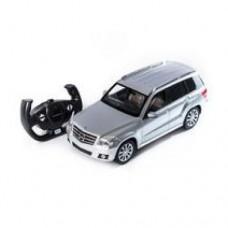 Радиоуправляемая машина, 1:14, Volkswagen Touareg, 49300S, Пластик, 240MHz, Серебристый