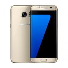"""Смартфон Samsung Galaxy S7, 32GB,  5.1"""", 1440x2560, 4GB RAM, 12Mp, 2xSIM, LTE, Gold (SM-G930FZDUSKZ)"""