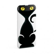 Портативное зарядное устройство Hiper, EP6600, 6600mAh, Выход: USB 1*2.1A, Black Cat