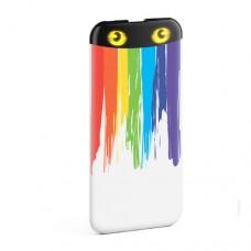 Портативное зарядное устройство Hiper, EP6600, 6600mAh, Выход: USB 1*2.1A, Colors