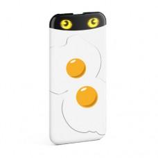 Портативное зарядное устройство Hiper, EP6600, 6600mAh, Выход: USB 1*2.1A, Omlette