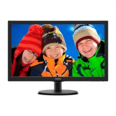 "Монитор 21.5"" Philips 223V5LSB Black,1920x1080 FHD, TFT TN, 5ms, 250кд/м2, D-Sub"