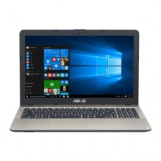 "Ноутбук ASUS  X541UA-GQ124D/Intel Core i5-7200U/HDD/4GB/500GB/15.6"" HD/DVD/DOS/Chocolate Black"