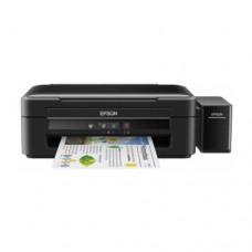 МФУ Epson L382, A4 (принтер/сканер/копир),1200x600dpi, USB2.0,, лоток 100 л, 15 стр/мин, (черный C13