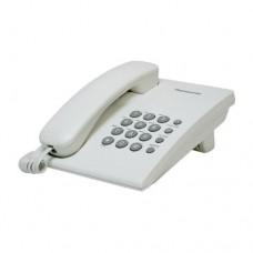 Телефон проводной Panasonic KX-TS2350 CAW