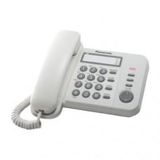 Телефон проводной Panasonic KX-TS2352 CAW