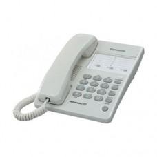Телефон проводной Panasonic KX-TS2363 CAW