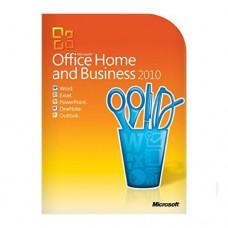Office Home and Business 2010 32bit/64 RU Kazakhstan Only DVD