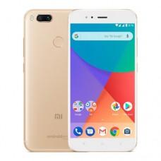"""Смартфон Xiaomi Mi A1, 32GB 5.5"""",2280x1080, 4GB RAM, 12Mp+12Mp, 2xSIM, LTE, Gold"""