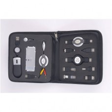 Универсальный набор GEMBIRD NBA-SET3 для ноутбука, usb-hub, мышь, наушники, переходники, удлинитель
