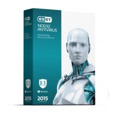 Антивирус ESET NOD32 Антивирус+Bonus+расширенный функционал-унив.лицензия на 1 год на 3 ПК, Box