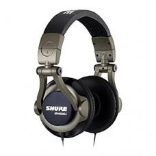 Наушники накладные Shure SRH550DJ, Headphone, 15-22000Hz, 109dB, 3.5m cable, Brown
