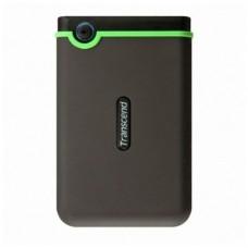 "Жесткий диск внешний 2.5"" Transcend ""StoreJet "" 2TB USB3.0 TS2TSJ25M3, Portable HDD"