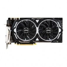 Видеокарта MSI GeForce Armor GTX1060-6GB, DVI/HDMIx2/DPx2, GDDR5/162bit