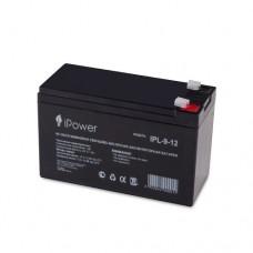 Батарея IPOWER IPL9-12 12V 9Ah 95*151*65мм