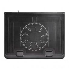 """Охлаждающая подставка для ноутбука DEEPCOOL N180 FS, DP-N123-N180FS, 17"""", Вентилятор 18см, USB 2.0,"""