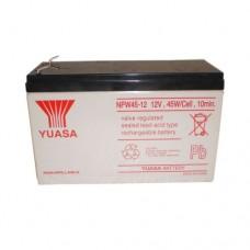 Батарея Yuasa NPW 45-12, 12В*9Ач, Размер в мм 151*65*94