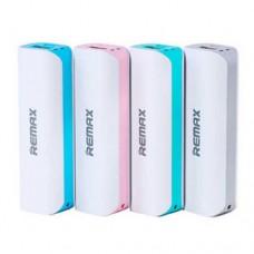 Портативное зарядное устройство Remax, RPL-20, 12000mAh, Белый /розовый