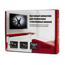 """Крепеж для ТВ и мониторов Deluxe DLMM-2607, Нагрузка 35кг, Диагональ экрана от 23"""" до 55"""" , Угол пов"""