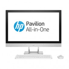 "Моноблок HP Pavilion 2MJ16EA, Core i3-7100T/1TB/DDR4 4GB/R530-2GB/DVD-RW/27"" FHD/Win 10 + Клавиатура"