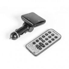 FM-Модулятор, Sound Wave, FM09 пульт управления, черный