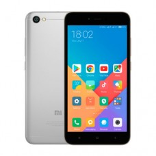 "Смартфон Xiaomi Redmi 5A, 16GB, 5"", 1280x720, 2GB RAM, 13Mp+5Mp, 2xSIM, LTE, Gray"