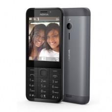 Мобильный телефон Nokia N230 DS, 320x240,  16MB RAM, 2Mp, 2xSIM, Black