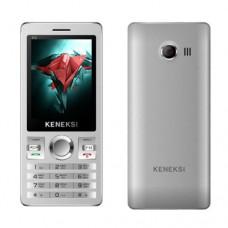 Мобильный телефон Keneksi K9 серебро