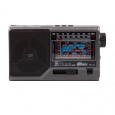 Радиоприемник портативный RITMIX RPR-151, питание от сети (встроенный аккумулятор),