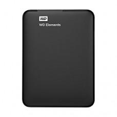 "Жесткий диск внешний для ноутбука WD ELEMENTS PORTABLE 2TB WDBU6Y0020BBK-EESN, 2.5"", Black"