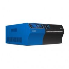 Стабилизатор SVC AVR-2000-F, LED индикатор,Диапазон работы AVR:140-280B, 2вых.,1,2м, Черно-синий