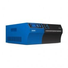 Стабилизатор SVC AVR-5000-F, LED индикатор,Диапазон работы AVR:140-280B, Черно-синий