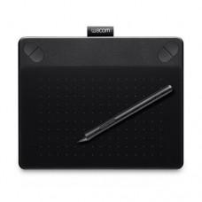 Графический планшет Wacom, Intuos Draw Pen Small White CTH-490DW-N, Разрешение 2540dpi, Черный