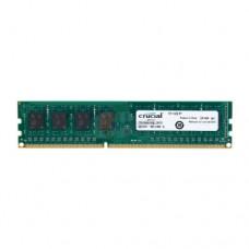 Оперативная память Crucial DDR3 8GB 1600MHz, CT102464BA