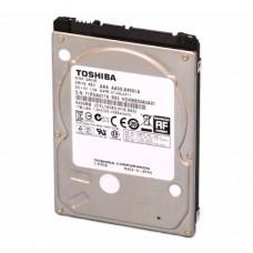 """Жесткий диск  внутренний для ноутбука 2.5"""" TOSHIBA HDD 500GB/ Sata6.0/MQ01ABF050"""