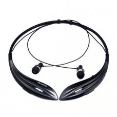 Наушники беспроводные вставные с микрофоном Awei A810BL, 20-20000Hz, 110dB, Расстояние 10м, Red/Blac