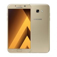 """Смартфон Samsung Galaxy A7 (2017) SM-A720F, 16GB 5.7""""FHD,1080x1920, 3GbRAM, 13Mp, 2xSIM, LTE, Gold ("""