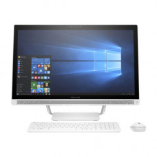 "Моноблок HP Pavilion 27-a230ur, Core i3-7100T-3.4/1TB/DDR4 4GB/GT930MX-2GB/DVD-RW/27"" FHD/Win 10 + К"