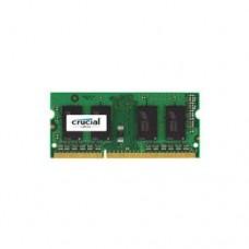 Оперативная память для ноутбука  Crucial SO-DIMM 2GB DDR3 /1600, CT25664BF160BJ